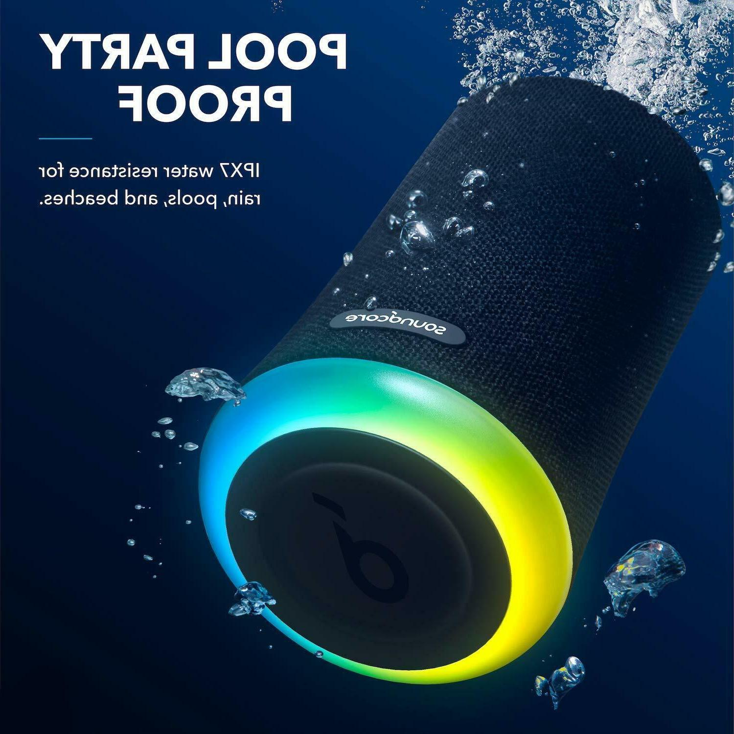 Anker Soundcore Mini Bluetooth Speaker IPX7 Outdoor Party