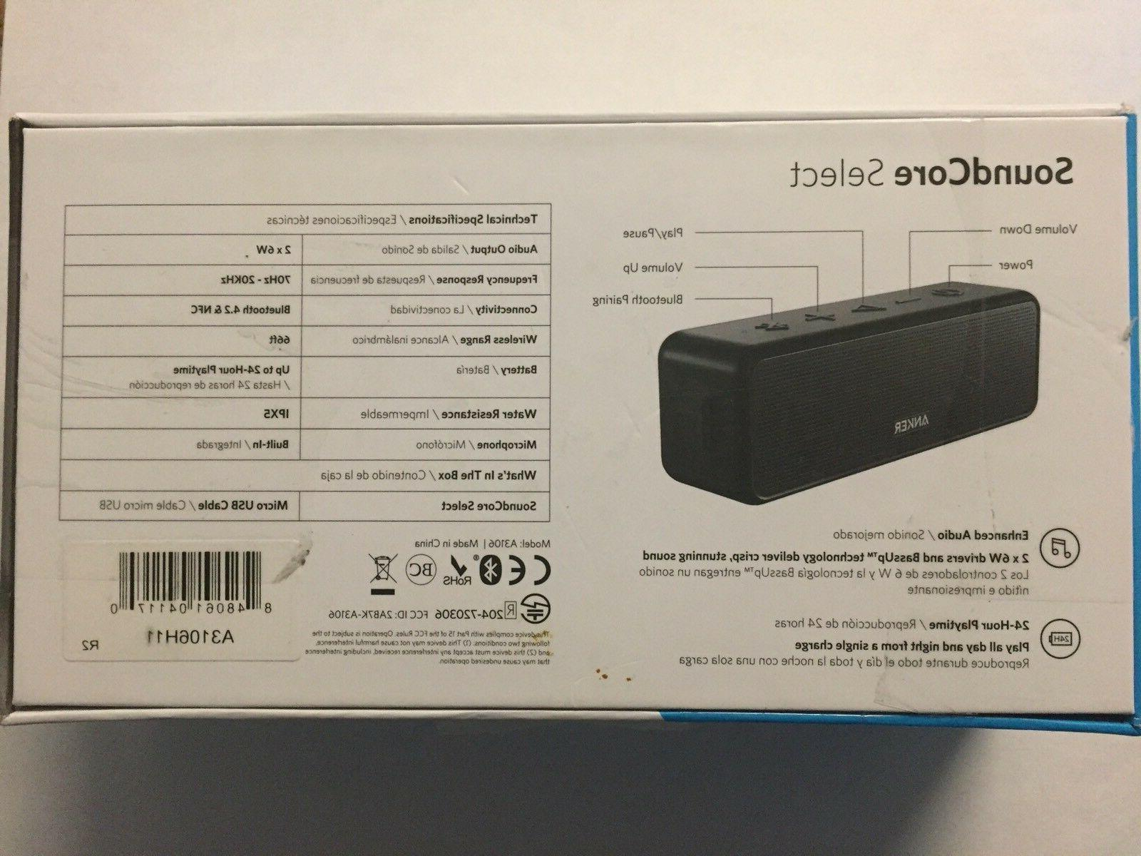 Anker Select Bluetooth A3106