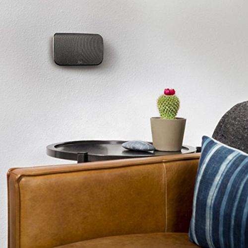 Polk Audio AM8419-A SR1 Wireless Surround Speakers for Magnify Bar Pair, Black