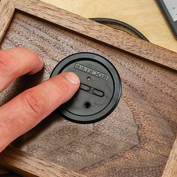 Rockler Stereo Kit 2 Speakers and Controls