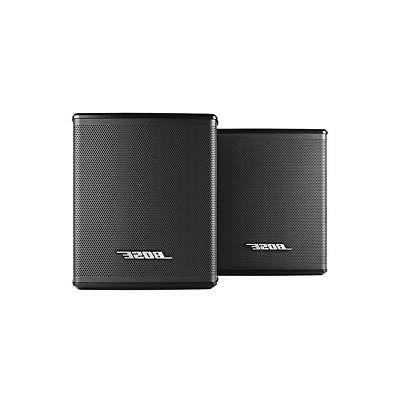 Bose Virtually Invisible 300 Wireless Surround Speakers, Bla