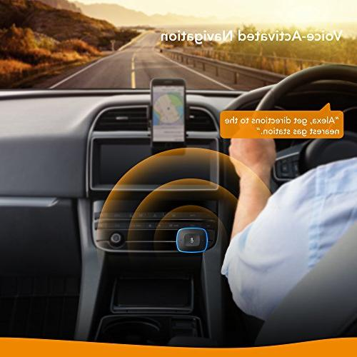 Roav VIVA Alexa-Enabled 2-Port Car Streaming. with Android and iOS Smart