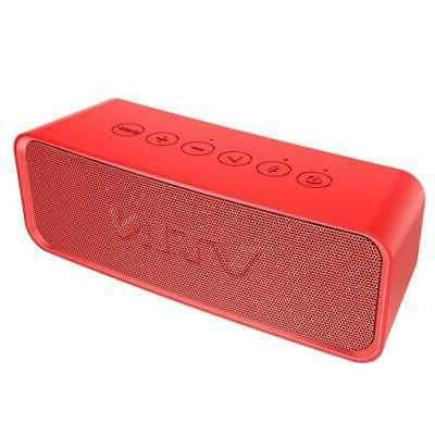 vtin portable wireless bluetooth speaker with extra