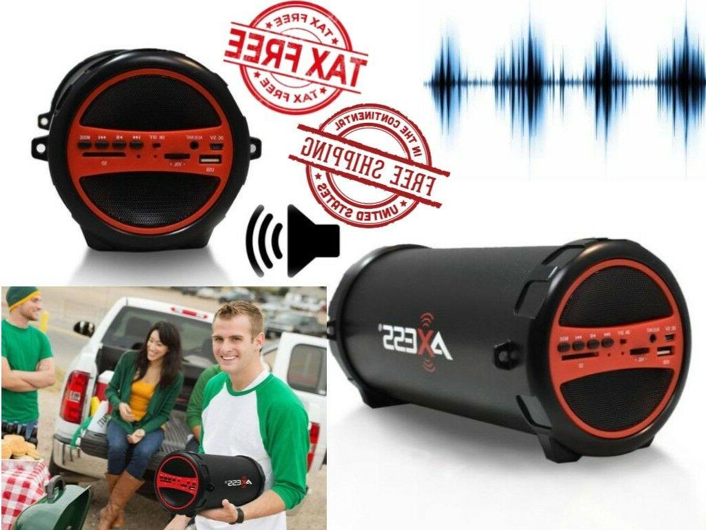 waterproof bluetooth speaker system wireless outdoor hi