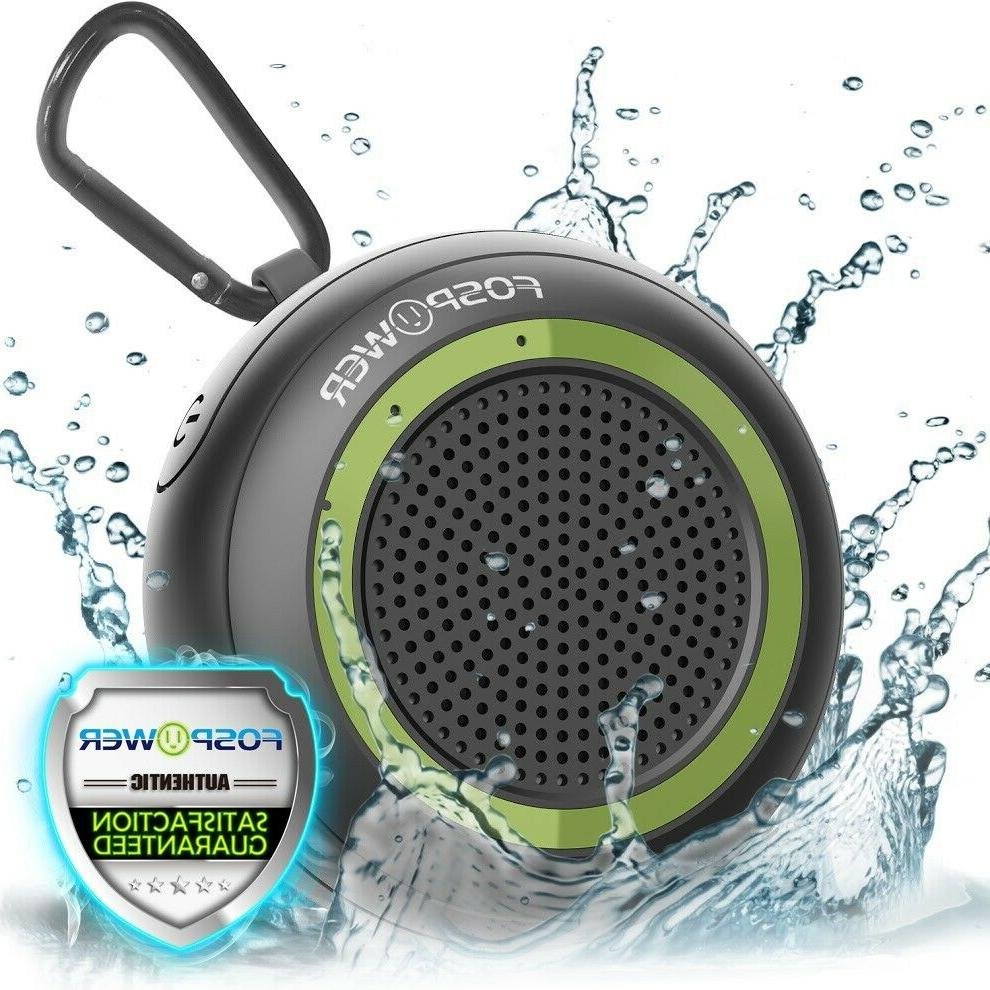 TWS Waterproof IPX7 Portable Bluetooth Stereo Speaker Outdoo