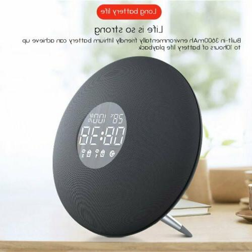 Wireless Bluetooth Clock 10W