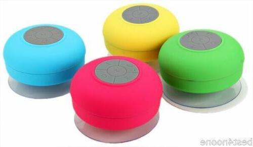 Wireless Bluetooth Mic Mini Shower Bath