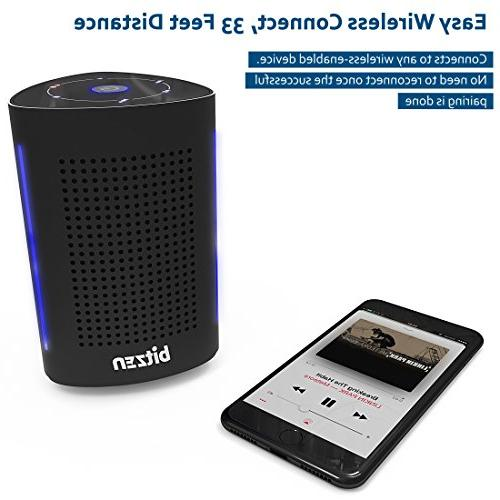 Wireless Speaker Portable with Enhanced - Extra Vibrating for