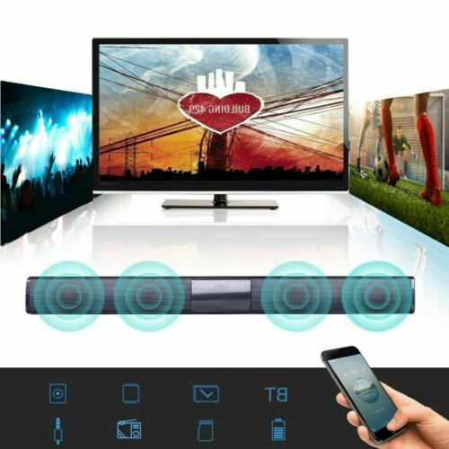Wireless Bluetooth Speaker System TV Home Theater