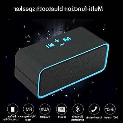 Wireless Bluetooth Mini Portable