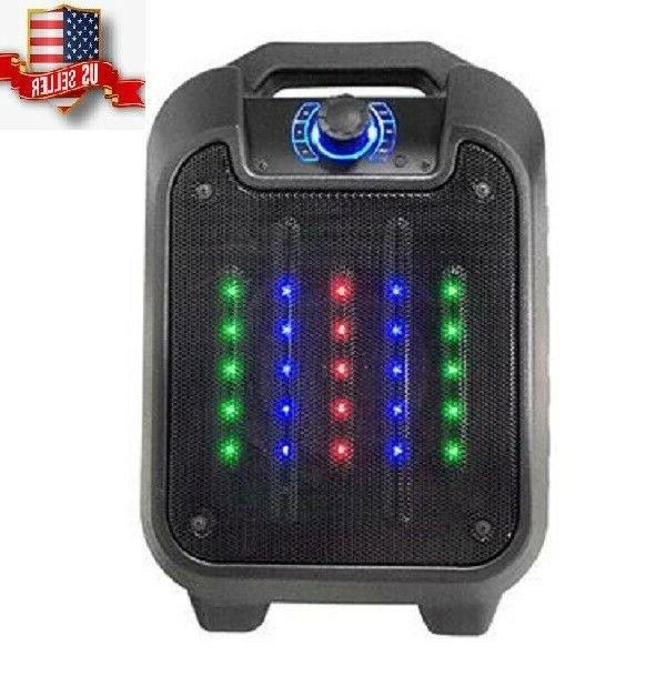wireless bluetooth speaker outdoor shockproof rechargeable l
