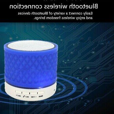 Wireless bluetooth Speaker Subwoofer Mini Stereo