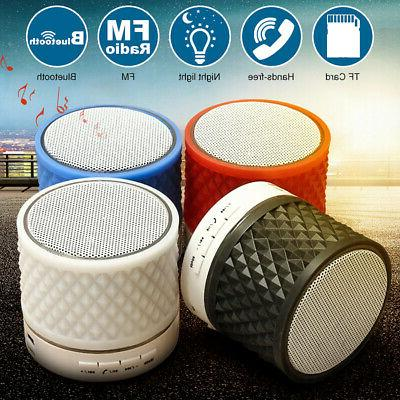 wireless bluetooth speaker portable subwoofer mini super