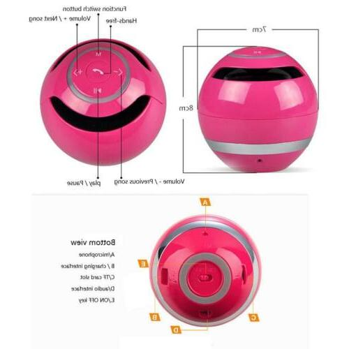 Wireless Mini Portable Charger Ball For