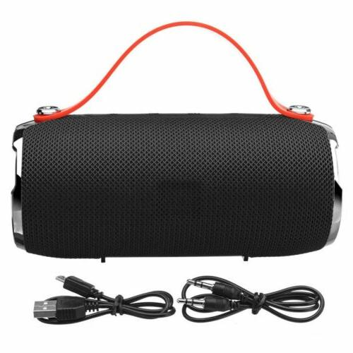 Wireless Speaker Waterproof Outdoor Stereo Bass