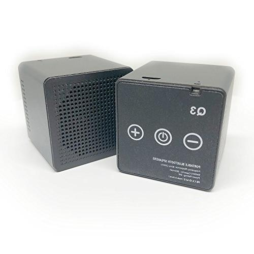 Wireless Bluetooth Twin TWS Stereo Mic Dual Super Pair Compatible with Android Samsung MAC PC Echo