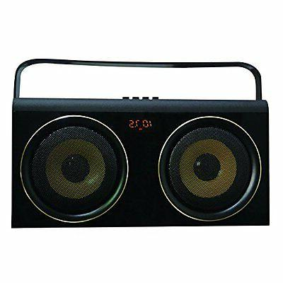 wireless party bluetooth portable with speaker fm
