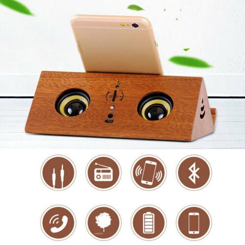 Wood Wireless USB