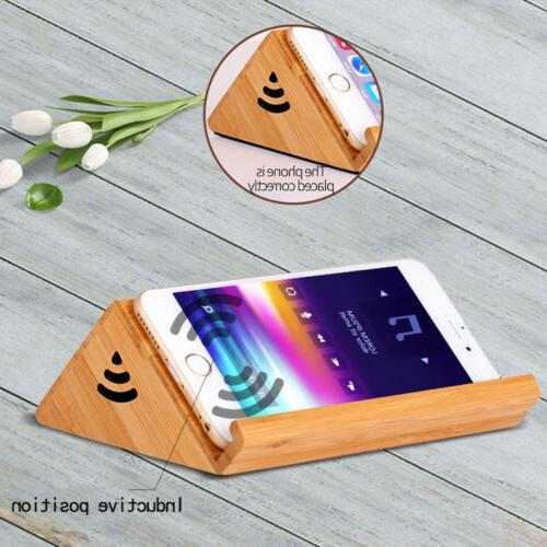Wood Portable Wireless Bluetooth USB P6U7R