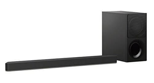 Sony X9000F bar with Atmos and Subwoofer