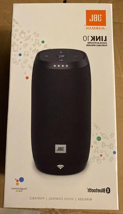 link 10 voice activated portable speaker google