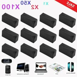 LOT 1~100 Wireless Boombox Stereo Bluetooth Speaker  For Pho