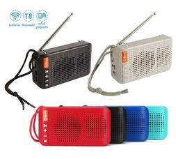 loud bluetooth speaker wireless outdoor stereo bass