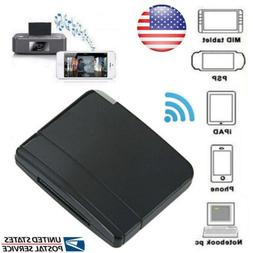 Mini Wireless Bluetooth Music Receiver Adapter to 30-Pin Spe