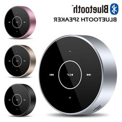 Mini Wireless Bluetooth Speaker LED Touch Design Micro SD Support MP3 Player