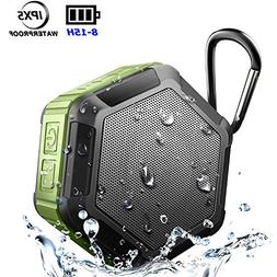 Mini Wireless Bluetooth Speakers,Waterproof 5W Enhanced Bass