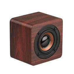 Mini Wooden Wireless Bluetooth Speaker Portable Small Sound