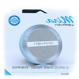 Braven BMRAUSW Mira Portable Wireless Bluetooth Speaker  Bui