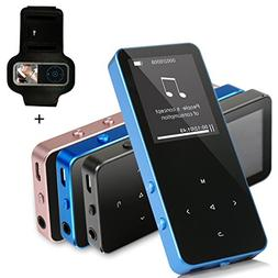 MP3 Player - HonTaseng Portable Metal Touch Button Music Pla