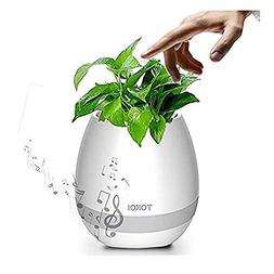JULED Music Flowerpot, Touch Plant Piano Music Playing Flowe