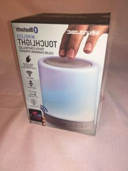 New Soundlogic Bluetooth Wireless Touchlight Color Changing
