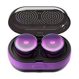 New Dual Bluetooth <font><b>Speakers</b></font> With Chargin