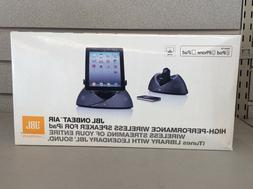 NEW JBL OnBeat Air Wireless Speaker/Dock