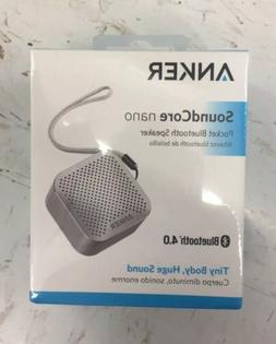 NEW Anker SoundCore Nano Pocket Bluetooth 4.0 Speaker Tiny B