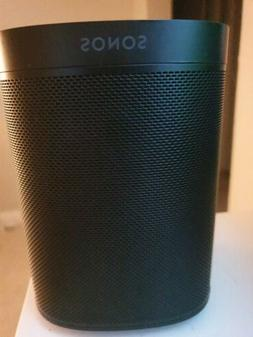 SONOS ONE A100 S13 VOICE CONTROLLED WIRELESS SMART BLUETOOTH