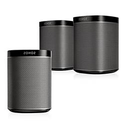 Sonos Play:1 Multi-Room Digital Music System Bundle  - Black