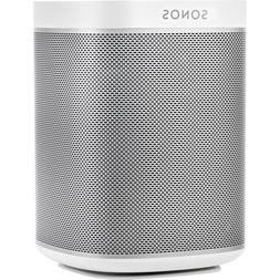 Sonos PLAY:1 White - All-In-One Wireless Music Streaming Spe