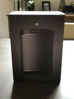 play 1 wireless speaker black
