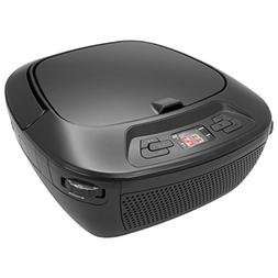 GPX Portable Bluetooth Boombox/CD Player  Requires 6 C Batte