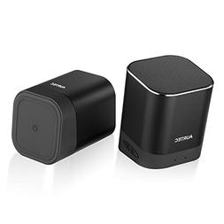 Portable Bluetooth Speaker V2, AURTEC Dual Wireless Speakers