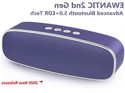 portable bluetooth speaker outdoor wireless ipx7 stereo