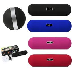 KOCASO® Portable Bluetooth Speaker Rechargeable Audio Wirel