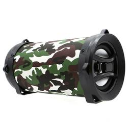 portable bluetooth wireless speaker outdoor subwoofer stereo