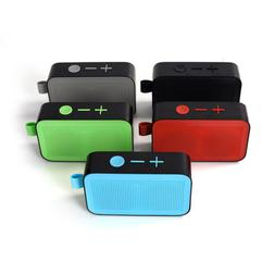 Portable Outdoor Slim Wireless Bluetooth Bass Speaker with U