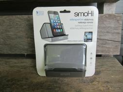 iHome  Portable Rechargeable Stereo Speaker System iHM27