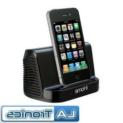 iHome Portable Stereo Speaker System All Devices Audio Dock